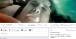Om Ect-behandling på Facebook