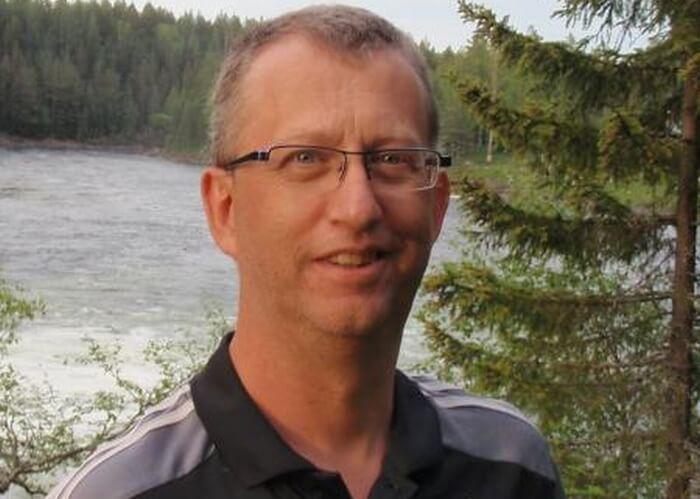 Peter Larsson, engagerad mot psykiatrins elchocker sedan många år.
