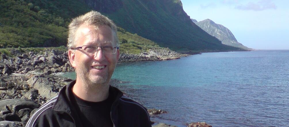 Peter Larsson, engagerad mot psykiatrins elchocker (ECT)