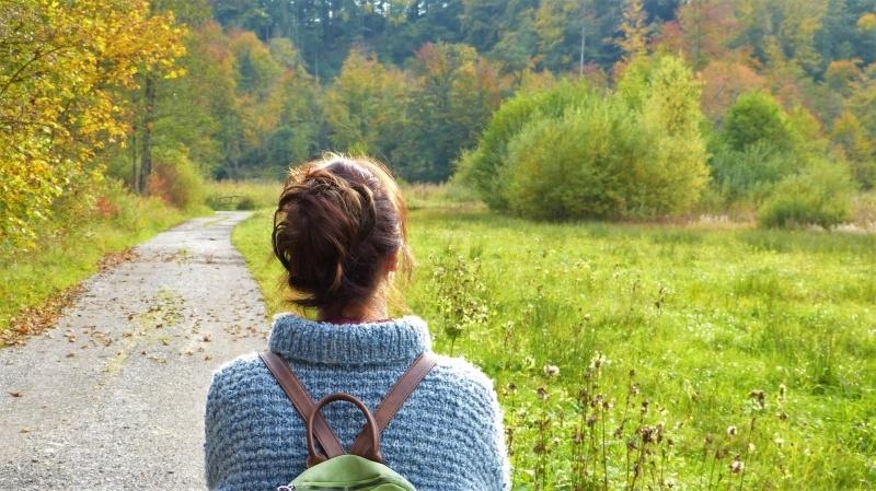 Naturen kan hjälpa dig att läka och må bättre