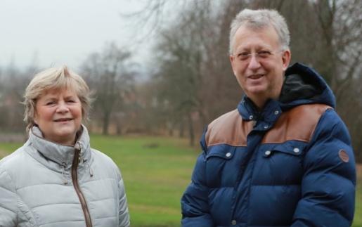 Carina Rångeby och Peter Larsson arbetar för att lyfta fram alternativ till psykiatrins elchocker (ECT)